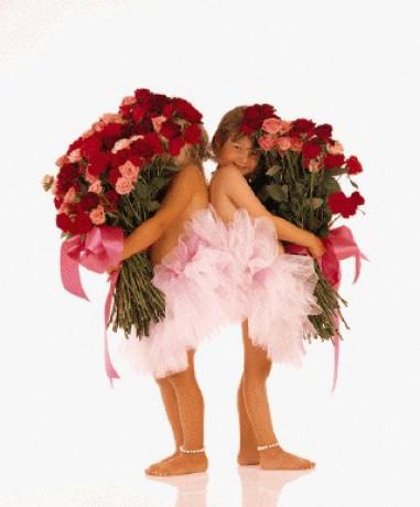 Поздравления с днем рождения 11 лет девочкам двойняшкам 60